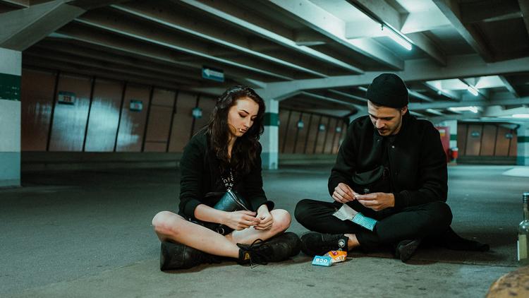 Masha + Nicola Coupleshoot